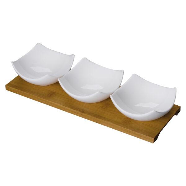 Porcelain bowl set