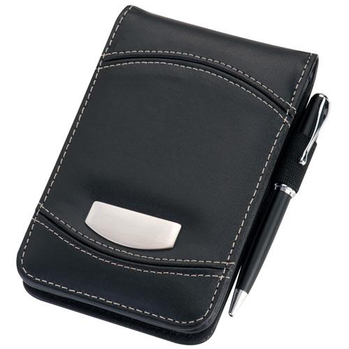 Leather Mini Folder