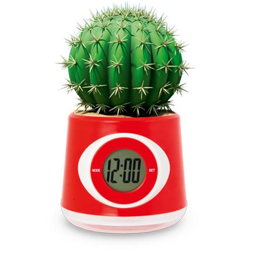 POT DESK CLOCK ZELMO