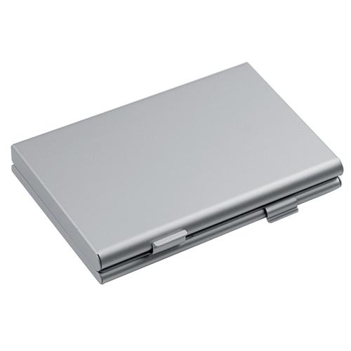 Alüminium business card holder