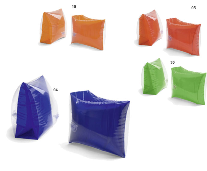 Transparent and Opaque PVC inflatable cuff