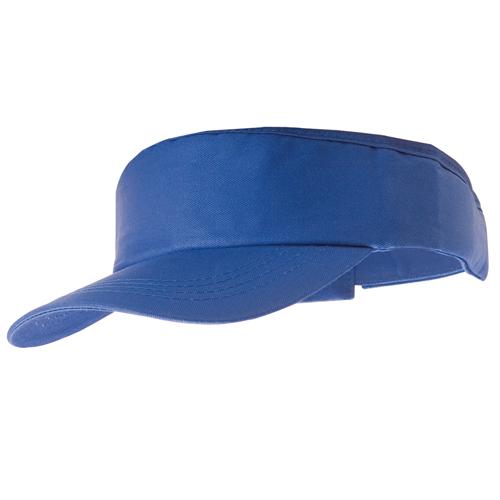 100% cotton sun visor.