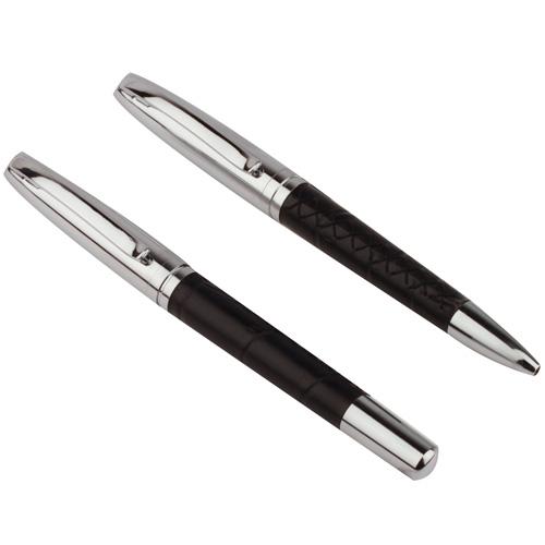Roller & Ballpoint Pen Set