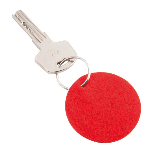 felt Keychain