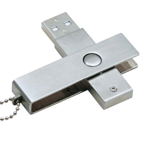 Metal Twist Usb Memory