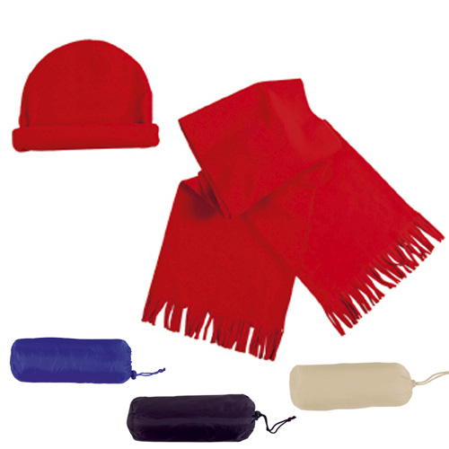 Polar Scarf and Cap Set