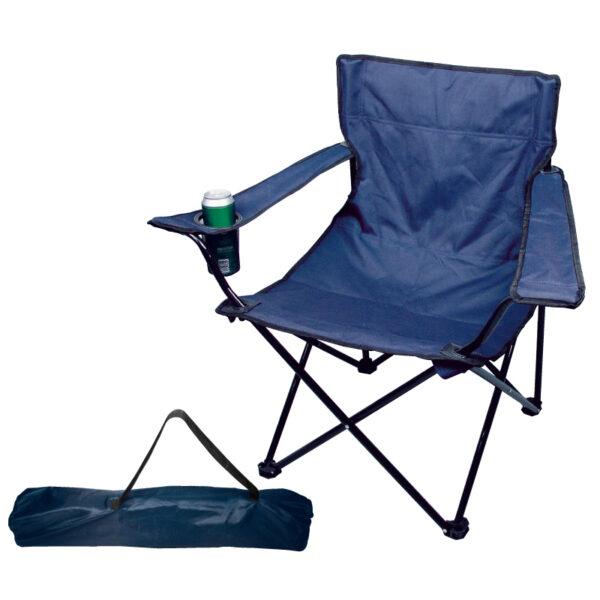 Foldable armchair