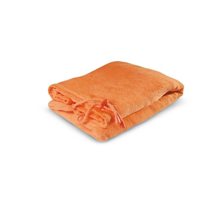 Beach Towel with Bag