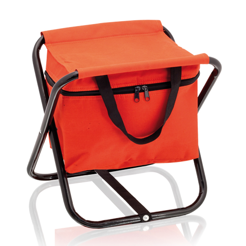 Chair with Cooler Bag