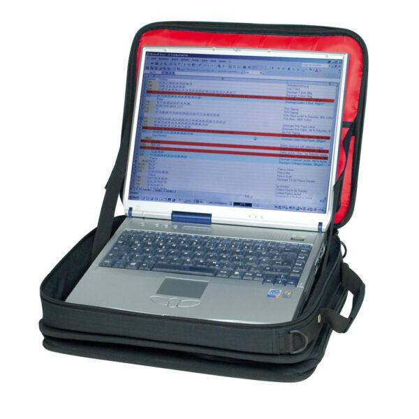 Laptop ringbinder bag