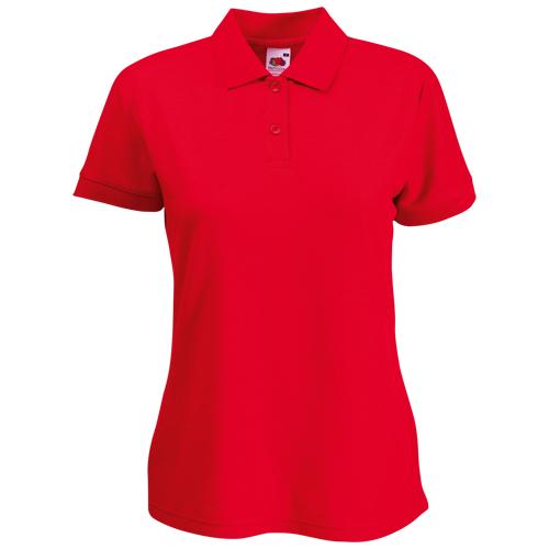 Women's Polo Neck T-Shirt
