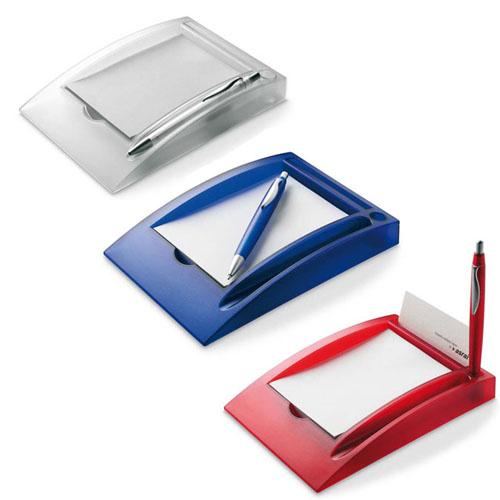 Notepad (Business Card Holder & Pen)