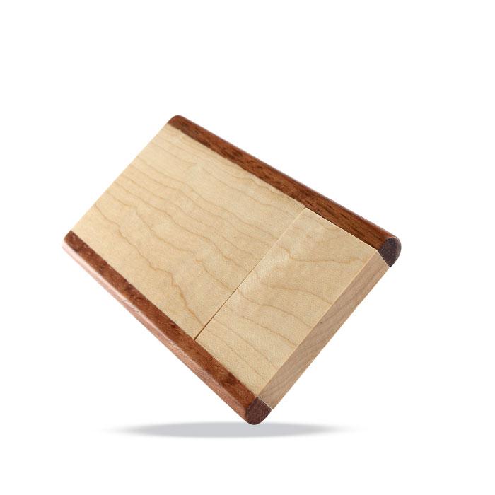 Wooden usb memory