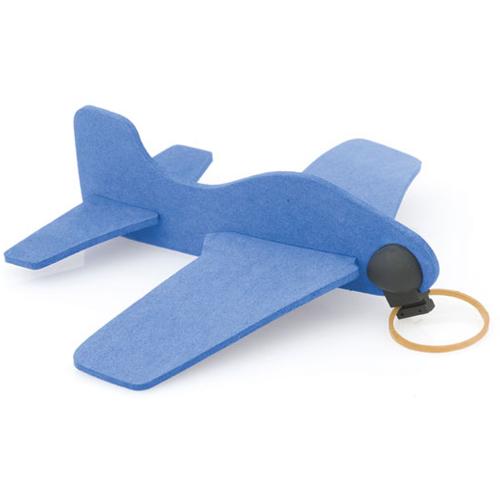 AIRCRAFT BARÓN EVA Board: 17 x 13,5 x 0,3 cm. 3D Aircraft Size: 12,7 x 4 x 15 cm