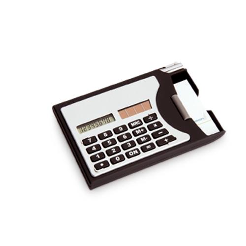 Card Holder & Calculator