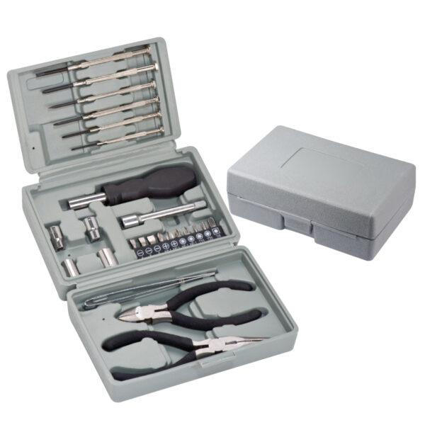 25-piece tool case