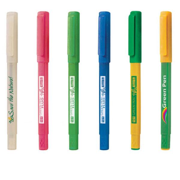 Nature Friendly Plastic Pen
