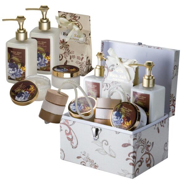 8 Pieces Bath Giftset