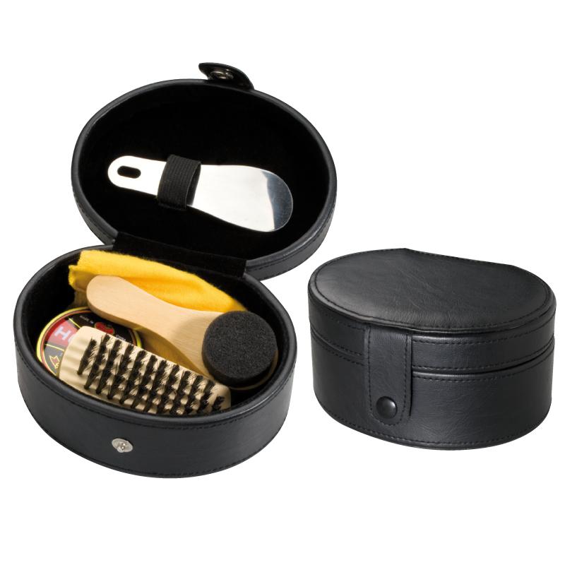 Shoe Polishing Set