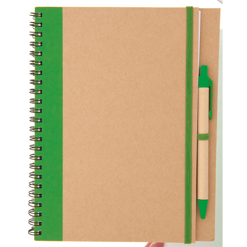 Recycled colored pencil set
