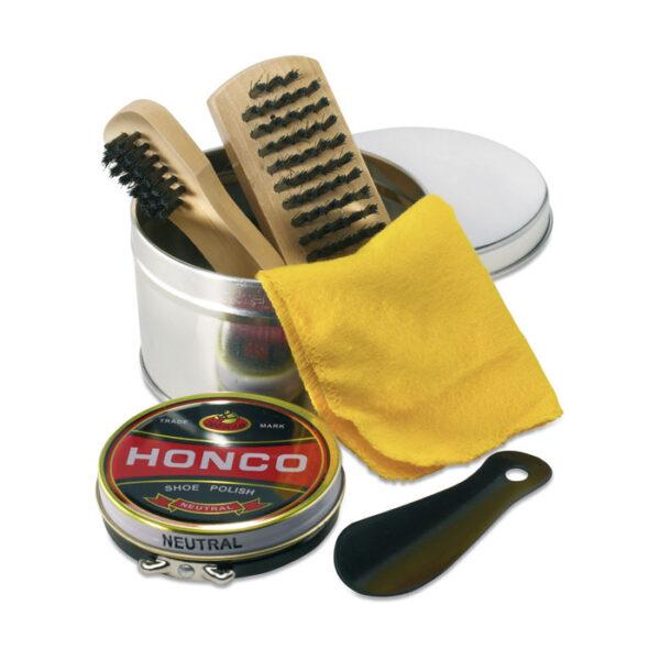 5 pcs shoe polish kit