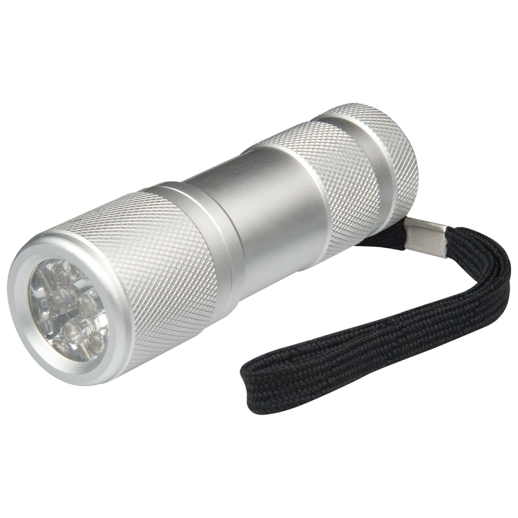 Metal Led Torch