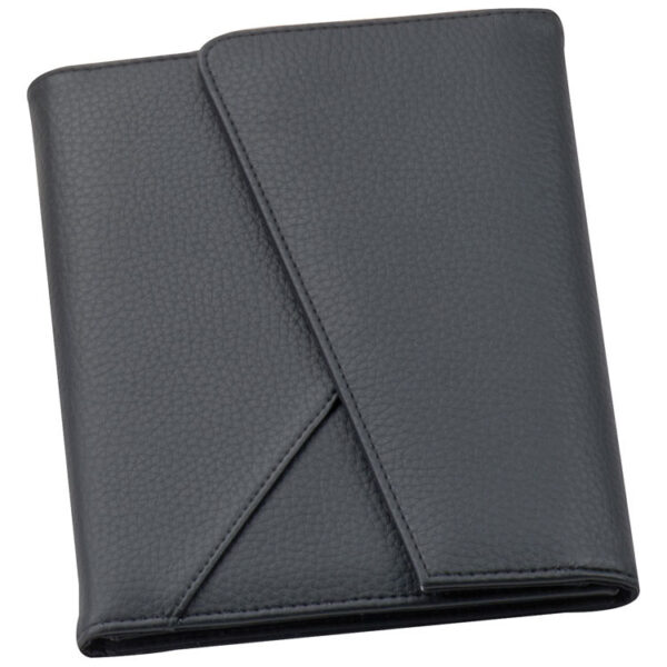 Bonded leather A5 writing case