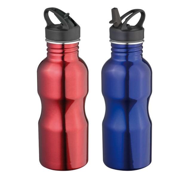 0.6l metal drinking bottle