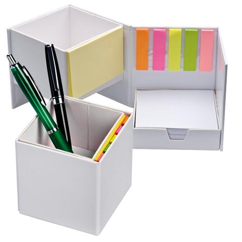 Pen Holder & Notepad