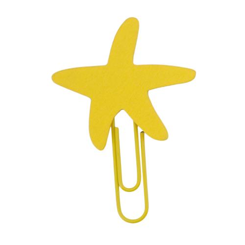 Star Wooden Clip