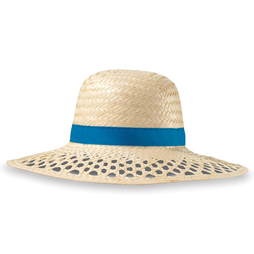 Straw hat for ladies (without band)