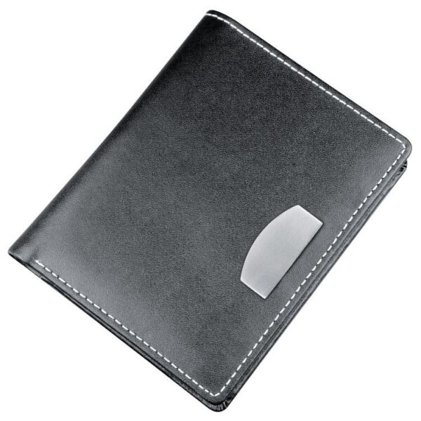 Crisma Bonded leather wallet