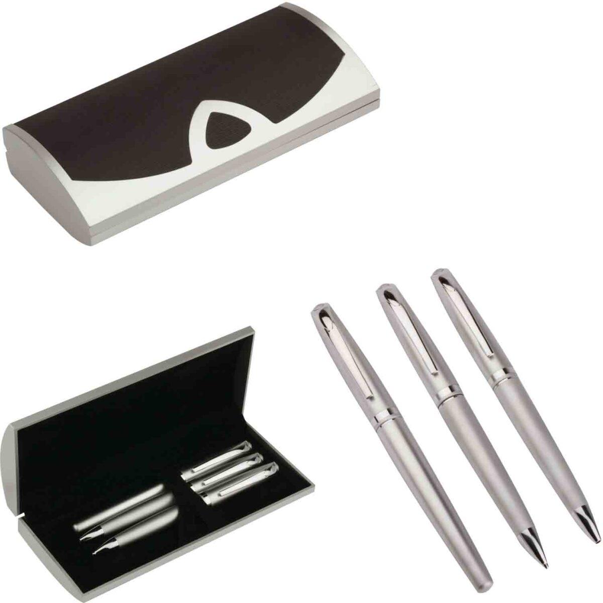 Roles & Ballpoint Pen & Pencil Set